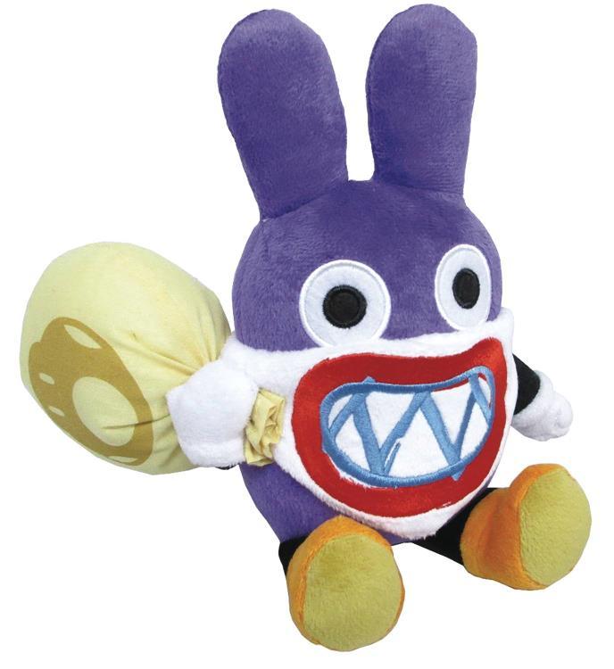 Super Mario Nabbit 10 Plush