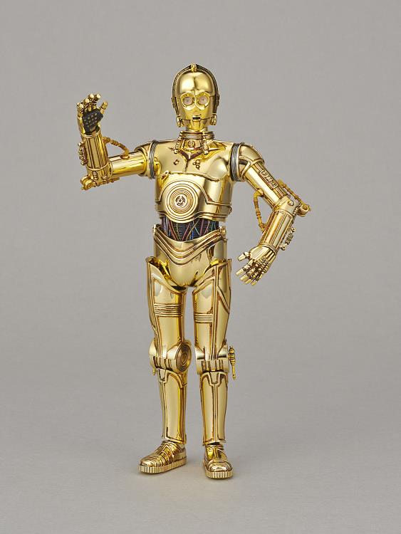 Bandai Star Wars C-3PO /& R2-D2 1//12 Scale Action Figure Model Kit USA Seller