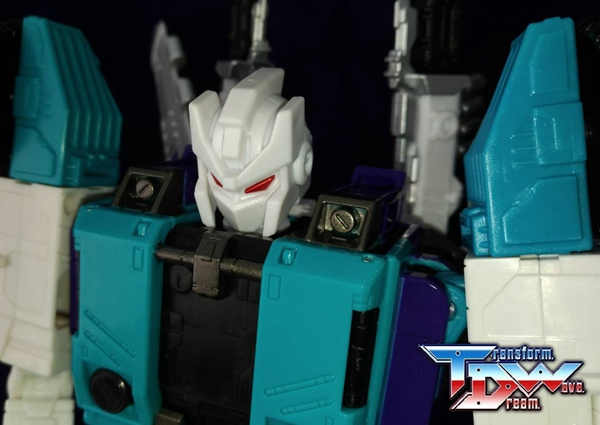 06 Upgrade Kit Apply Transformers IDW SixShot In Stock New TDW TCW-05 04