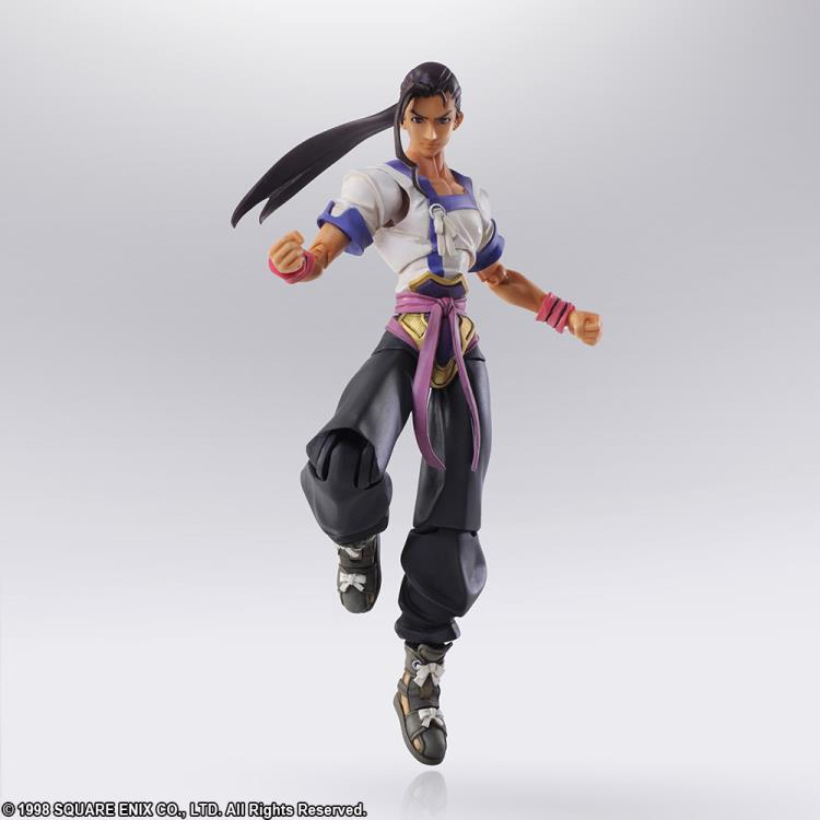 Fei Xenogears 6 Inch Action Figure Bring Arts