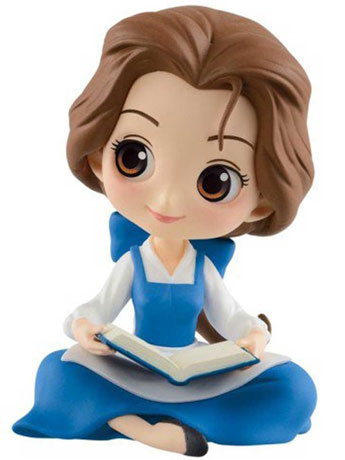 Beauty and the Beast Q Posket Petit Story of Belle (Ver.A)