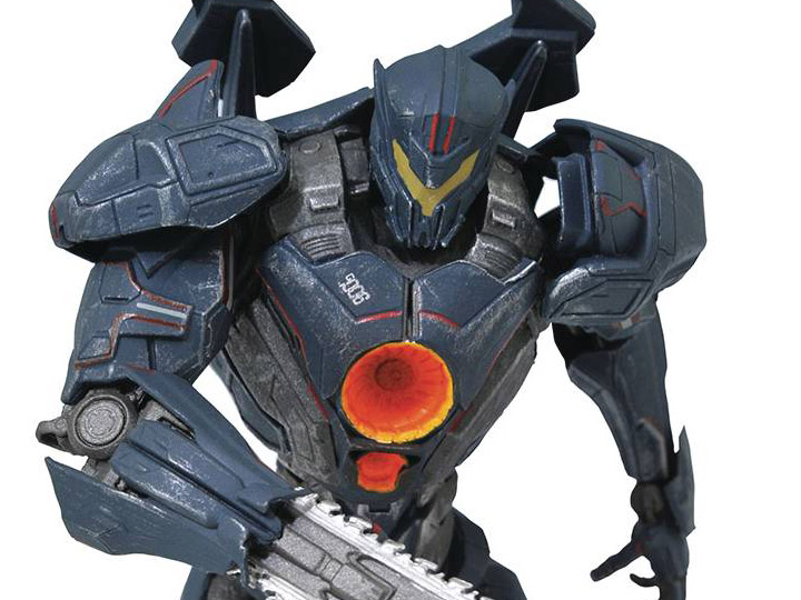 Gipsy Avenger Select Action Figure Diamond Select Toys Pacific Rim Uprising