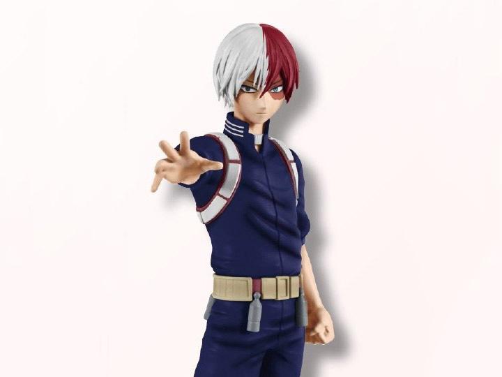 3 Todoroki Shouto Shoto Banpresto My Hero Boku no Hero Academia DXF Figure No