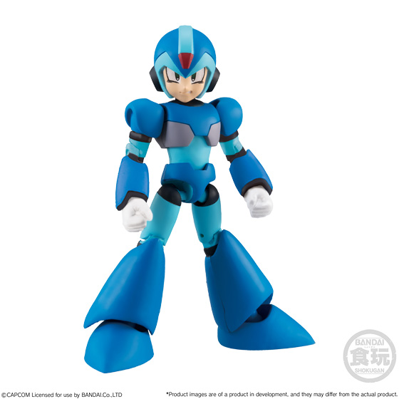 Action Dash Rockman 2  Megaman X Figure  NEW        US SELLER