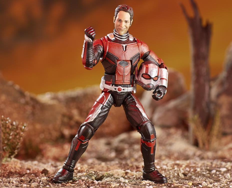 Marvel Legends Series Ant-Man and The Wasp Marvel/'s Wasp BAF:Cull Obsidian