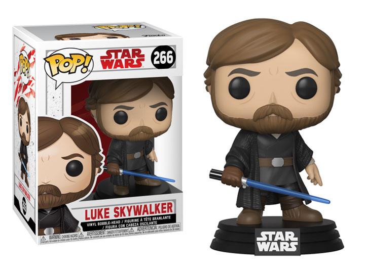 Final Battle The Last Jedi Luke Skywalker Funko-POP Star Wars