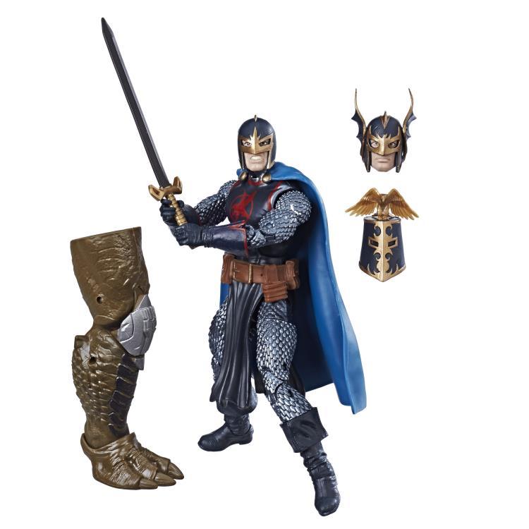 Marvel/'s Black Knight Figure Marvel Legends Series Cull Obsidian BAF