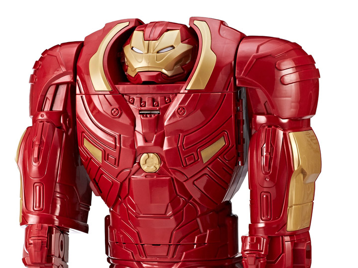 Marvel Avengers Infinity War Hulkbuster Ultimate Figure HQ Playset