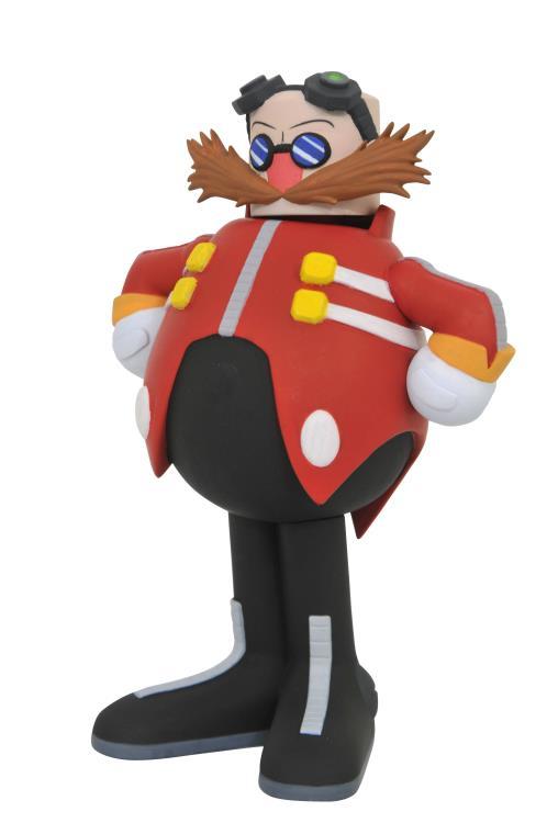 Sonic The Hedgehog Vinimate Dr Eggman