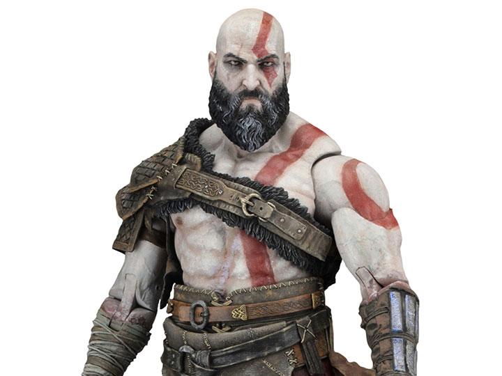 God Of War 4 Kratos Figure