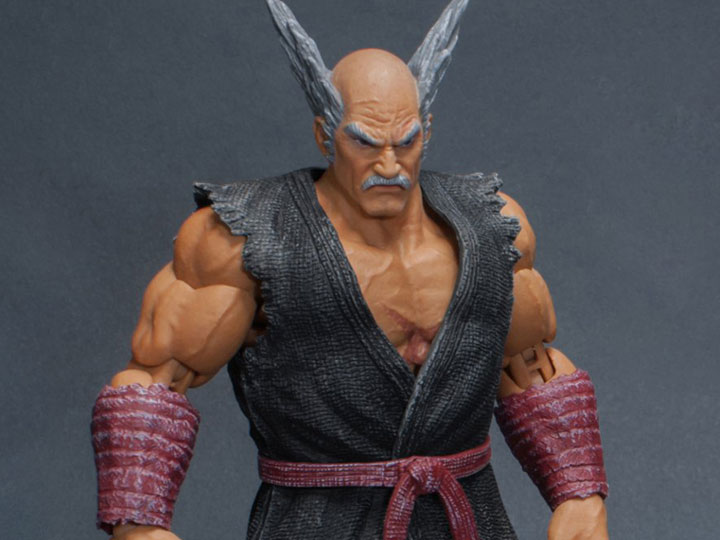 tekken 7 heihachi mishima special edition 1 12 scale sdcc 2018 exclusive action figure tekken 7 heihachi mishima special