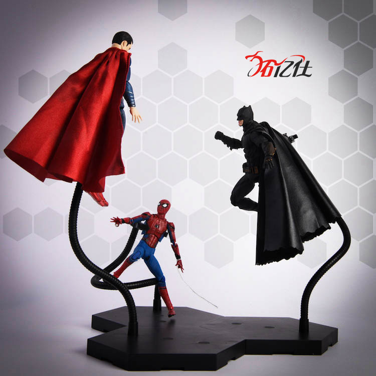 Dynamic Stand For 1//6 1//9 1//12 Scale Action Figure Hot Toys Very Cool Display