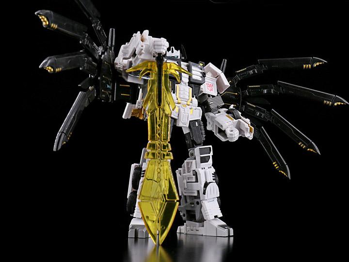 CW BATTLE CORE OPTIMUS PRME SND-04 X-MORTIS UPGRADE KIT
