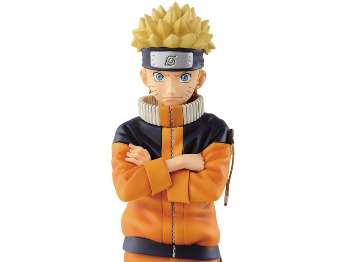 UzumakiNaruto Manga Shinobi Relations Naruto Shippuden Grandista Banpresto