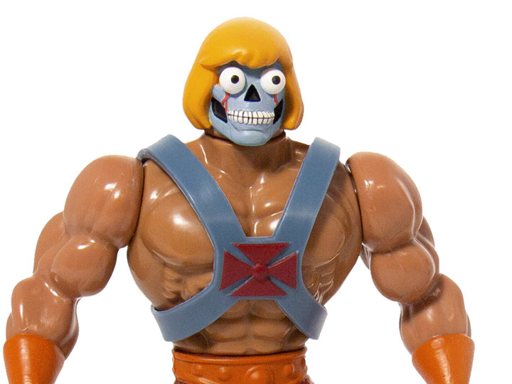SUPER 7 ROBOT He-Man Masters of the Universe VINTAGE COLLECTION Action Figure