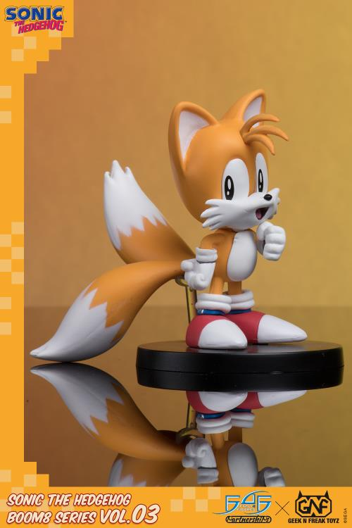 Sonic The Hedgehog Boom8 Vol 3 Tails Figure