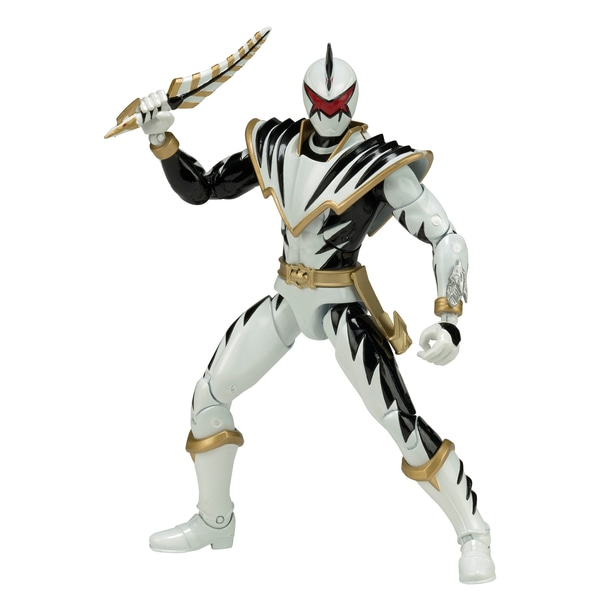 Power Rangers Dino Thunder Legacy Yellow Ranger Action Figure Bandai America
