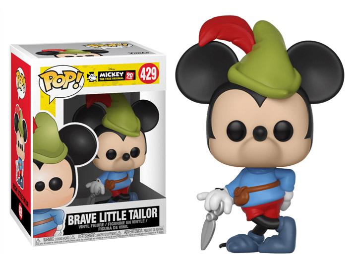 POP Disney Funko Mickey/'s 90th Apprentice Mickey Brand New In Box