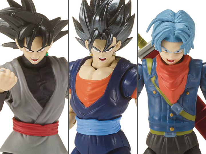 Dragon Stars Series 8 Future Trunks Bandai Dragon Ball Super