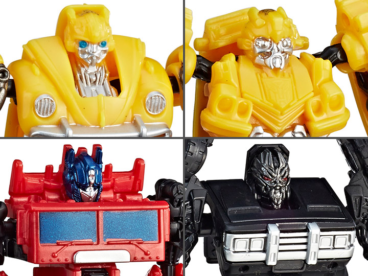 Transformers Bumblebee Energon Igniters Speed Series Bumblebee