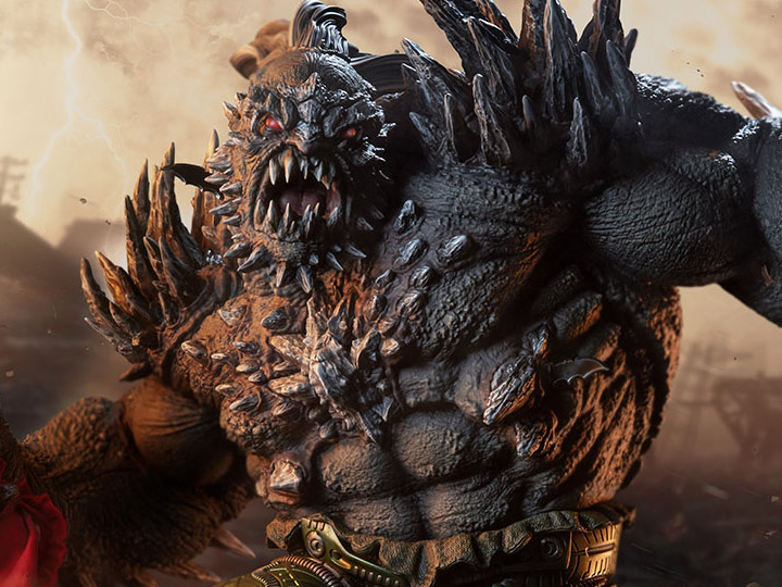 Dc Comics Doomsday Maquette