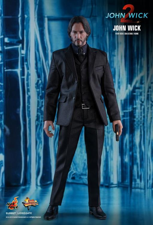 John Wick Chapter 2 Mms504 John Wick 1 6th Scale Collectible Figure