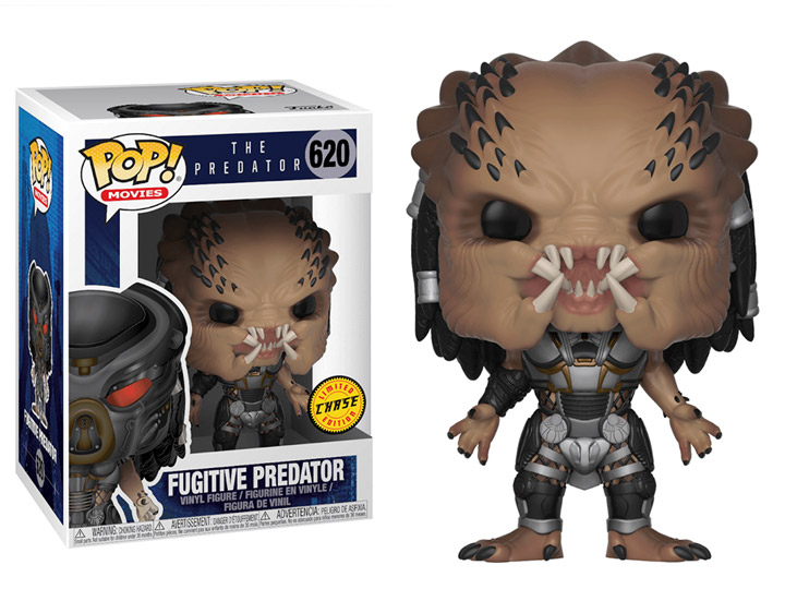 Vinyl Figure FUNKO The Predator Movie Fugitive Predator POP