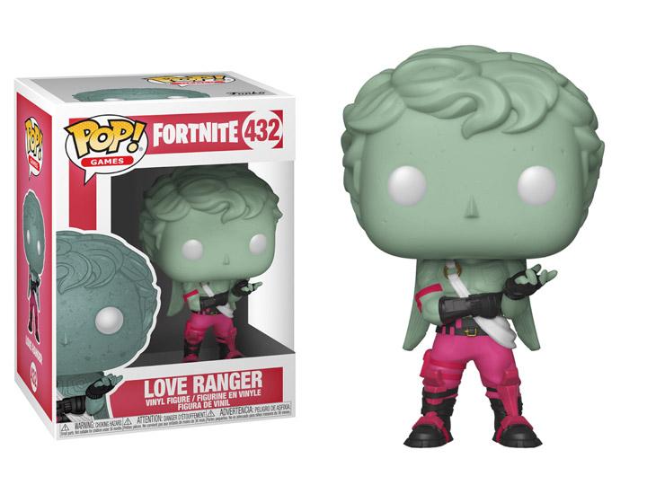 Fortnite Funko POP Videogiochi Games 432 Love Ranger