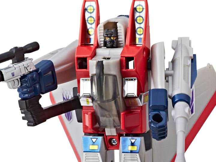The Collection Transformers Decepticon Air Commander STARSCREAM Vintage G1 NEW