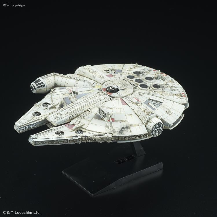 bandai star wars millennium falcon vehicle model 006 015 waterslide decals 1//350