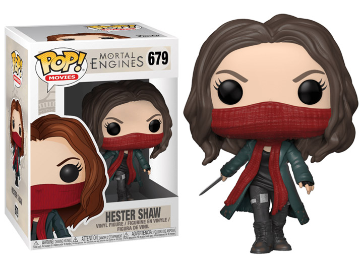 Funko POP Movies Anna Fang Brand New In Box Mortal Engines