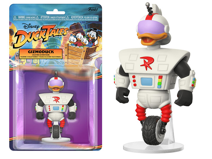 Funko Disney Duck Tales Gizmoduck Action Figure