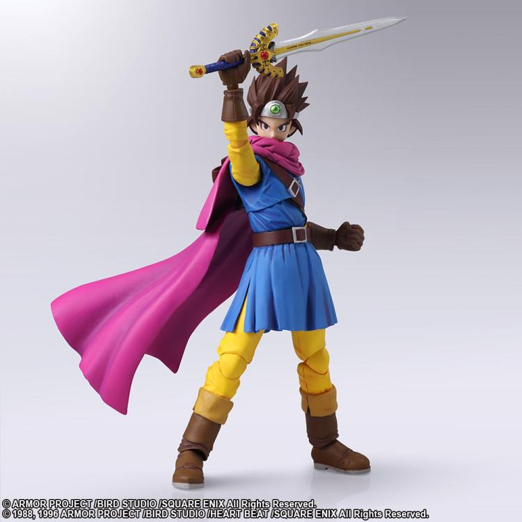 Dragon Quest Iii The Seeds Of Salvation Bring Arts Hero Square enix & armor project publisher: square enix