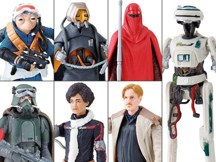 Star Wars Solo Force Link 2.0 Wave 4 L3-37
