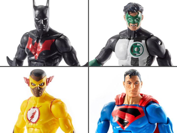 DC Multiverse Lobo Series Superman Action Figure Kingdom Come