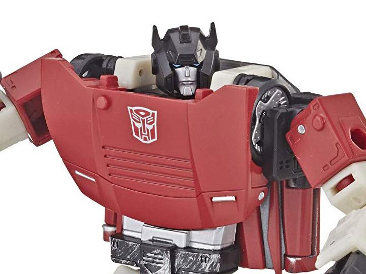 Transformers Generations War for Cybertron Siege Deluxe Sideswipe