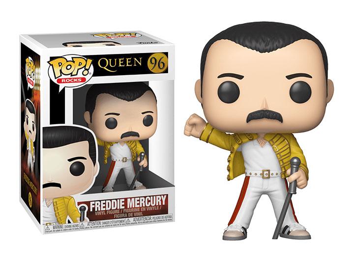 Rocks Figure POP Queen Freddie Wembley