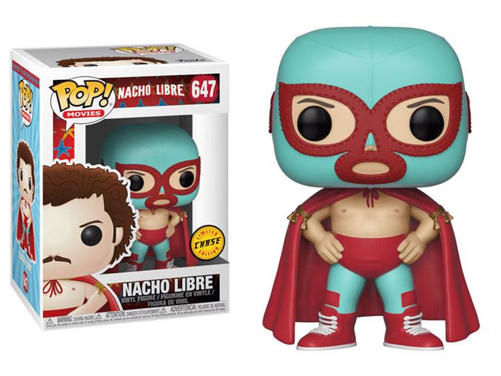 Funko Nacho Libre Pop