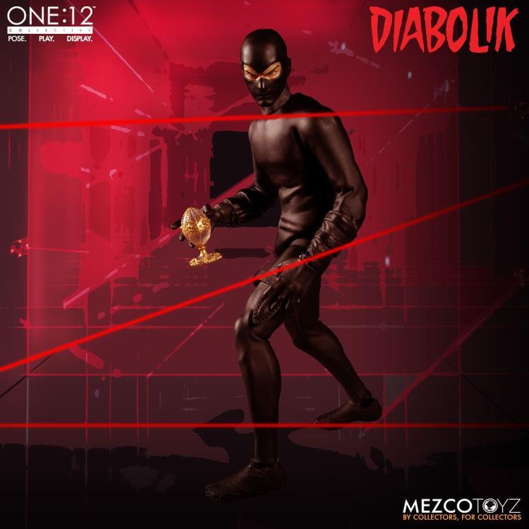 Diabolik Mezco One:12 Collective Figure