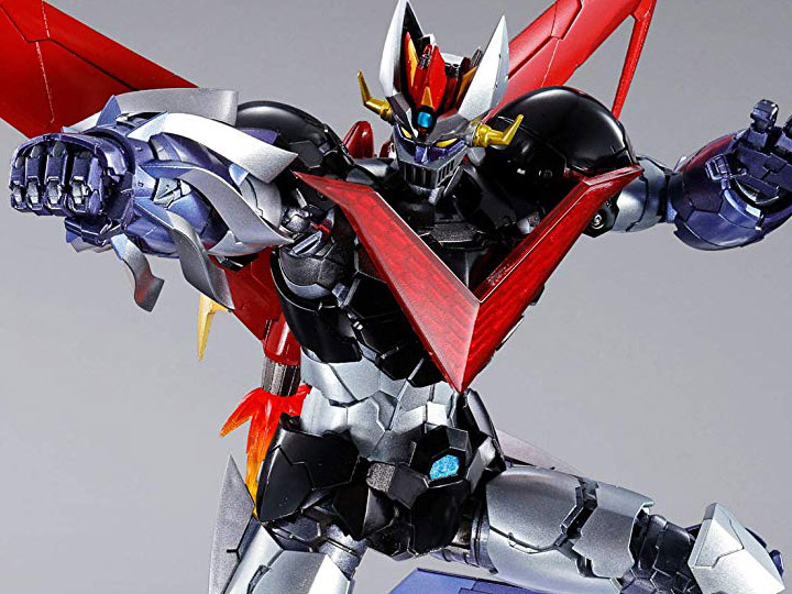 *PREORDINE* BANDAI METAL BUILD GREAT MAZINGER DIECAST ROBOT