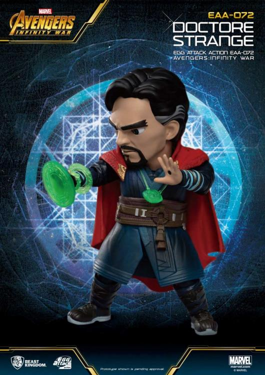 A3 Infinity War EAA-072 Doctor Strange PX Exclusive Action Figure Egg Attack NEW
