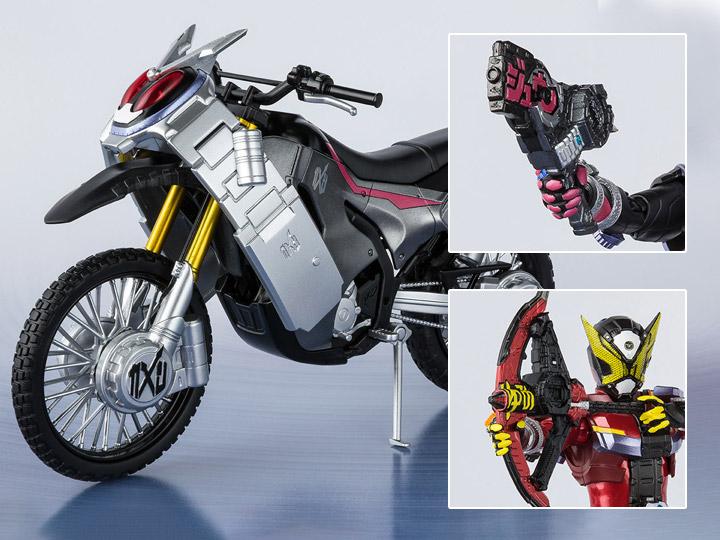 Figuarts Zikan Girade /& Zikan Zax Set Figure Bandai Kamen Rider Zi-o S.H