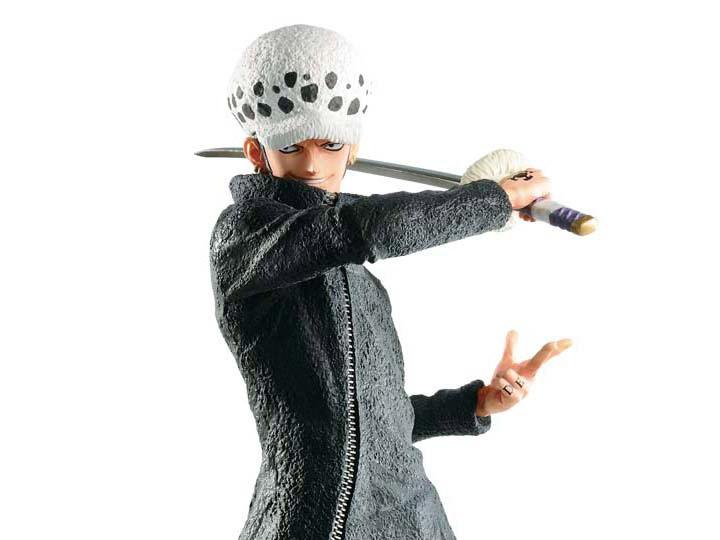 ONE PIECE Trafalgar Law Figure 20th Anniversary Masterlise Bandai Spirits Zoro
