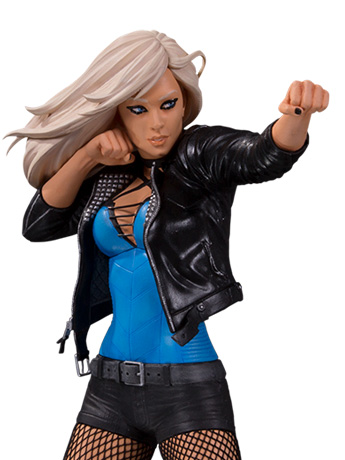 Cover Girls of the DC Universe Black Canary Limited Edition Statue (Joelle Jones)