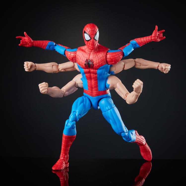 Marvel Legends Spider-Man Kingpin Wave BAF New MOC MIP Spider Man
