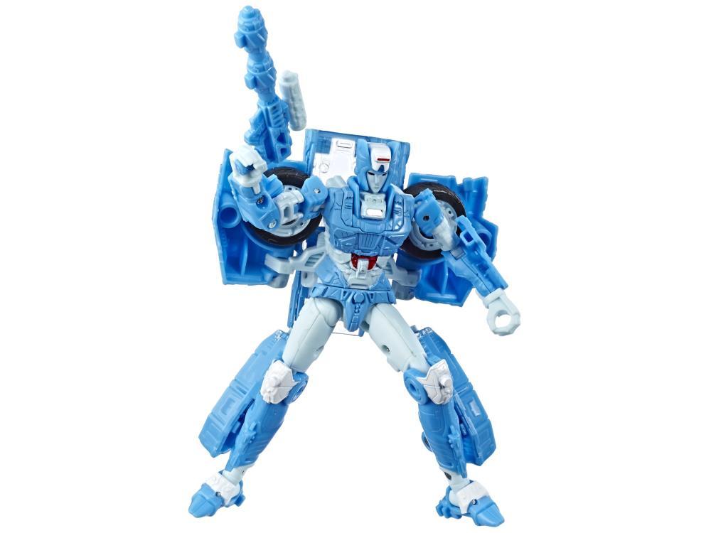 Deluxe Wave 2 Sixgun Hasbro Transformers War For Cybertron Siege