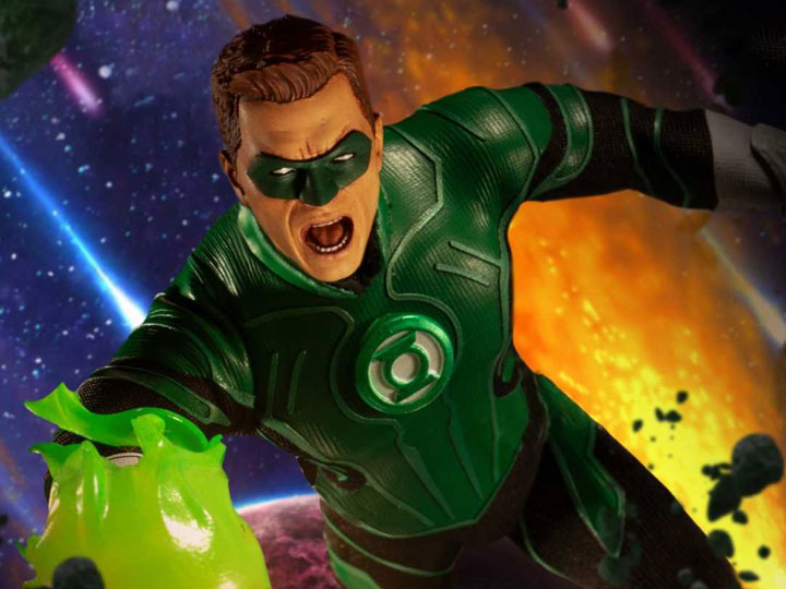 Arriving Soon: One:12 Green Lantern PX Exclusive