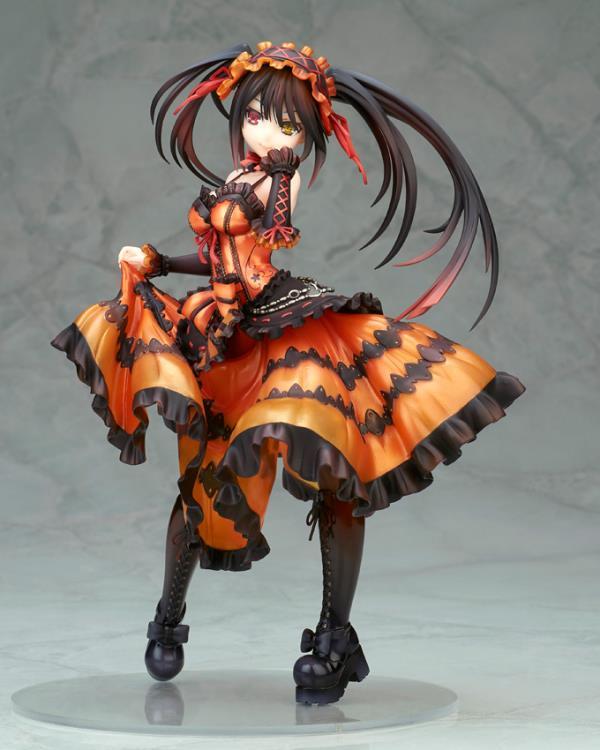New Anime Date A Live Datealive Tokisaki Kurumi 1//8 PVC Figure Doll No Box 28cm