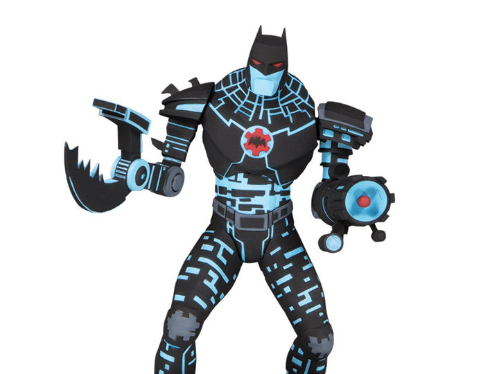 NEW//BOXED DARK KNIGHTS METAL BATMAN MURDER MACHINE STATUE