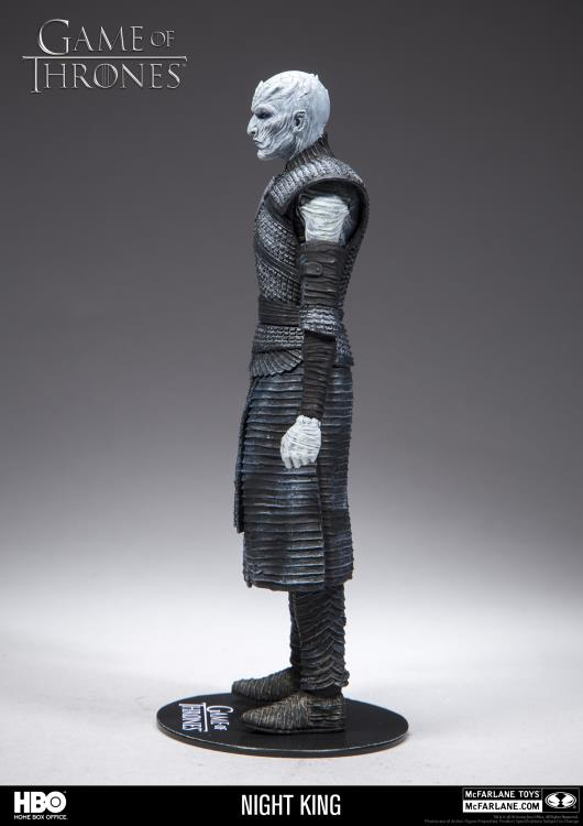 """GAME OF THRONES Night King 6/"""" Action Figure McFarlane #NEW"""